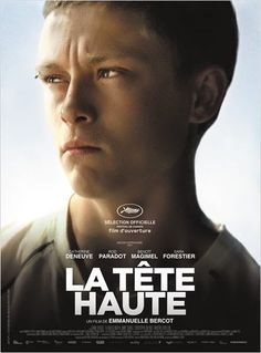 Cinéma : La tête haute d'Emmanuelle Bercot - Avec Rod Paradot, Catherine Deneuve, Benoît Magimel | ParisianShoeGals