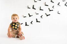 Baby Bandana Bibs - Patch