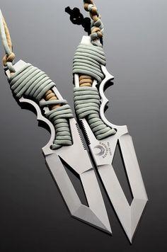 Bawidamann Blades - POGN CW (Cord Wrap) & POGN L CW (Cord Wrap)