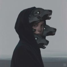 Surreal Illustrations by Yuri Shwedoff | ILLUSTRATION AGE