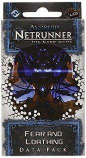 Android Netrunner Lcg: Fear and Loathing Data Pack – D12Games.Guru – The fifth Data Pack in the Spin Cycle for Android: Netrunner The Card Game Continues to amplify the cycle's focus on Bad Publicity, traces and tagging Introduces the rich and powerful Corp identity card, GRNDL