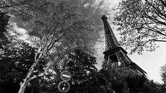 Paisajes animados de París.