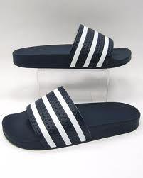 Adidas Soccer Flip Flops