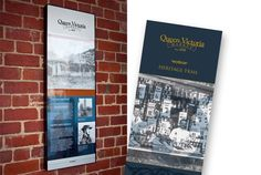 Queen Victoria Market Heritage Trail | Nuttshell Graphics