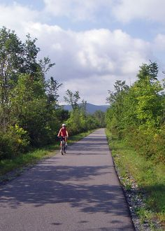 Weekend Getaways: Ride The Rails-To-Trails Across New England