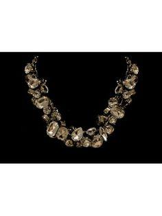 Gemstoned Short Necklace