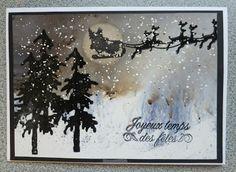 Santa sleight et les Bistre/Bister