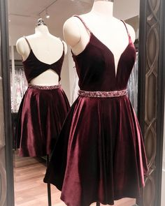 2018+Short+Prom+Dress,+Homecoming+Dress,+Straps+Homecoming+Dress,+Burgundy+Homecoming+Dress,+Party+Dress Contact+me:+<b>modseley.com@outlook.com</b> please+email+which+color+you+want+after+or+before+you+place+the+order.+Also+you+can+put+down+your+color+or+size+or+date+requirement+in+the+note+...