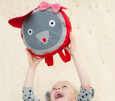 ESTHEX Mia the Mouse backpack
