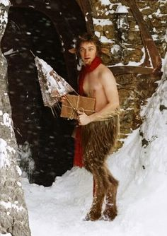 half man half goat - Narnia
