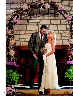 miranda lambert wedding pictures | Miranda Lambert & Blake Shelton: Our Wedding Album - Blake Shelton ...