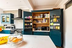 Bespoke kitchens expertly crafted, designed and handmade in Kent from Herringbone Kitchens. Visit our kitchen studio in Canterbury. Open Plan Kitchen Living Room, New Kitchen, Kitchen Dining, Kitchen Decor, Kitchen Ideas, Nancy Kitchen, Dining Room, Kitchen Layout, Kitchen Interior