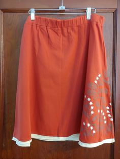 6f5a1dc418 Isis Organic Cotton Skirt. Size Large. Burnt Orange Color. New Without Tags  #fashion #clothing #shoes #accessories #womensclothing #skirts (ebay link)