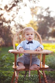 First birthday photoshoot for a handsome little man-- @Lisa Courts can we pleaseee dress Sal up like this!?