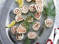 There is no better match than cream cheese and soft smoked salmon. With dill, mint, capers and lemon juice you