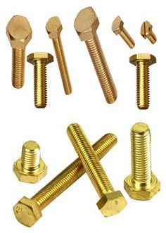 #BrassBolts   We offer an extensive range of #BrassBolts. These bolts are greatly appreciated for its superior quality, durability and available are in various sizes as per the specifications of our clients.