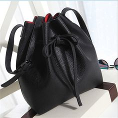 Bucket Bag High Grade Women Messenger Bags Ladies Shoulder Crossbody Bag