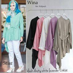 Produk Baju Wanita Terbaru Wina Asimetris Blouse Keren - https://www.butikjingga.com/baju-wanita-terbaru-wina-asimetris-blouse