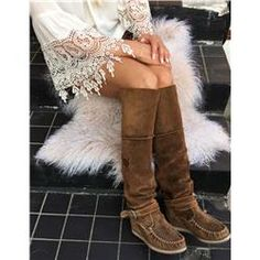 Image result for el vaquero boots Knee Boots, Image, Shoes, Fashion, Cowboys, Moda, Zapatos, Shoes Outlet, Fashion Styles