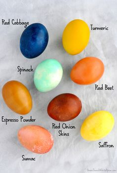 Hometalk | Natural-Dye Easter Eggs!