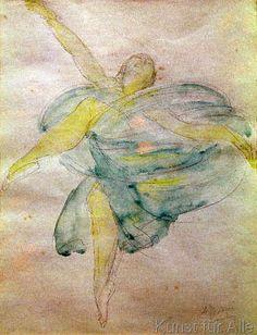 Auguste Rodin - Dancer with Veils