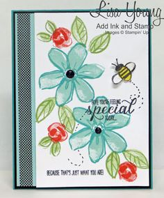Stamps 15% off and Garden in Bloom Control Freak Swap