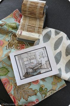 A Kitchen Re-Style: Part 5 - Window Treatments, Seating