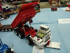 International Truck Scale Model.
