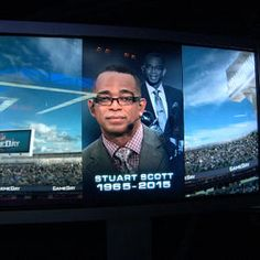 ESPN's Stuart Scott dies at the age of 49 after a long battle against #cancer