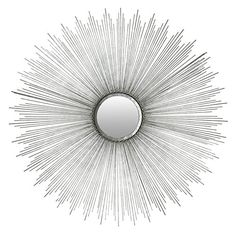 Safavieh MIR3002C Home Collection Silver Sun Burst MirrorSilver *** Learn more by visiting the image link.