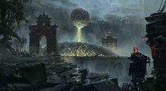 ArtStation - Making planets ., Dimitar Marinski