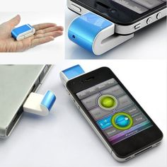 In Stock ! Multifunctional PR-02 Mobile Powered Laser Pointer Presenter For IPhone