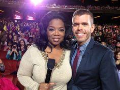 Perez Hilton and Oprah at Oprah's Lifeclass Live Taping - Radio City Music Hall - April 2012 Radio City Music Hall, City That Never Sleeps, Jimmy Fallon, Queen, Oprah Winfrey, Movie Tv, Nyc, York, Live