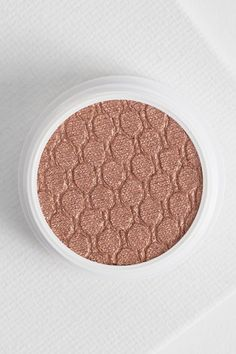 Kathleen Lights Weenie rose gold pearlized eye shadow