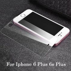 Clear Premium Tempered Glass Screen Protector for iPhone 5 5s SE 6 6s