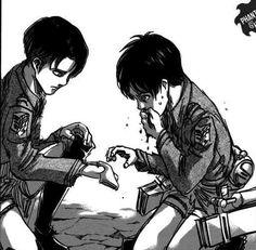 shingeki no kyoujin attack on titan snk aot sasha eren levi mikasa erwin armin