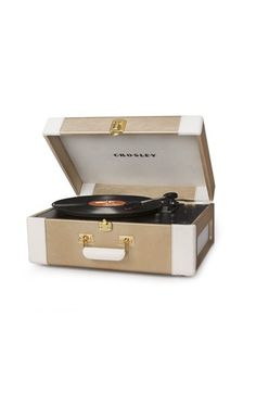 Crosley Radio 'Keepsake' Portable USB Turntable available at #Nordstrom