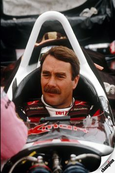 Nigell Mansell Indy Car Racing, Indy Cars, Racing Team, Gerhard Berger, F1 Motorsport, Nigel Mansell, F1 Drivers, Car And Driver, Champions