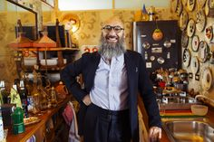 Sergio Colantuoni – Lifestyler at home and at his office in Milan « the selby