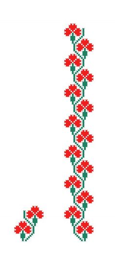Brilliant Cross Stitch Embroidery Tips Ideas. Mesmerizing Cross Stitch Embroidery Tips Ideas. Cross Stitch Bookmarks, Cross Stitch Borders, Cross Stitch Flowers, Cross Stitch Designs, Cross Stitching, Cross Stitch Embroidery, Cross Stitch Patterns, Kids Knitting Patterns, Embroidery Patterns Free
