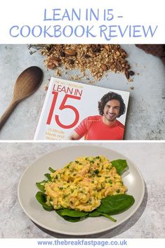 Lean in 15 is not just a cookbook it is also a healthy eating plan combining good food with quick exercises. Make Ahead Breakfast, Breakfast Recipes, Avocado Egg Bake, Chorizo And Eggs, Turkey Mince, Lean In 15, 15 Minute Meals, Low Fat Diets, Easy Delicious Recipes