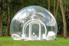 Casa Bubble by Frederic Richard and Pierre-Stephane Dumas.