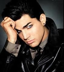 Adam Lambert - omg the pout
