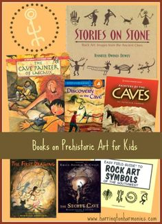 Prehistoric Art for Kids - Harrington Harmonies The Ancient One, Ancient Art, Ancient Egypt, Ancient History, Art History, Art Books For Kids, Art For Kids, Prehistoric Age, Cave Drawings