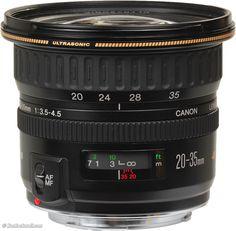Canon20-35mm 3,5-4,5