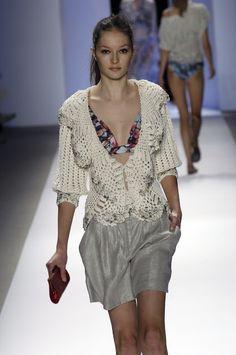 Crochet in fashion…Jacket