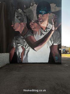 Antwerp's Tizarte Street Art Festival returns for its second edition as part of the Part Of Antwerp festival. Murals Street Art, 3d Street Art, Street Art Graffiti, Mural Art, Pavement Art, Urban Painting, Art Festival, Public Art, Creative Art