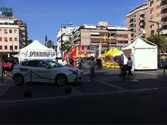 pic.twitter.com/9j20xVhQ Alfa Romeo Giulietta at Ironman 70.3 in Pescara with Team Peperoncino