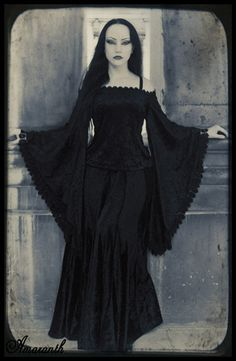 For more style inspiration like this, visit the female clothing section of wakeupgoth: http://wakeupgoth.com/gothic-shop/gothic-womens/
