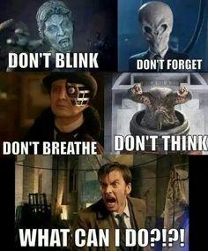 Gotta love the Doctor!